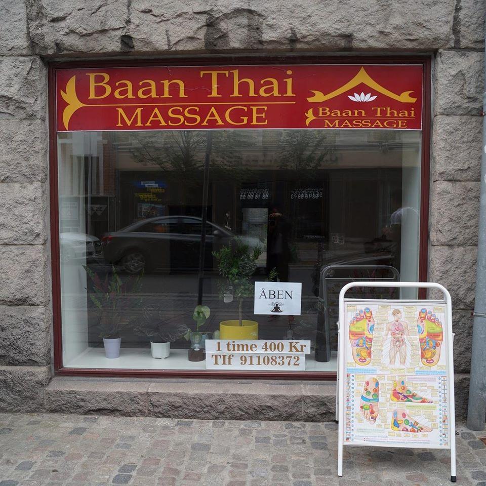 Thai massage ålborg
