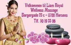 Liam Royal Wellness Massage | ThaiMassageNu.dk